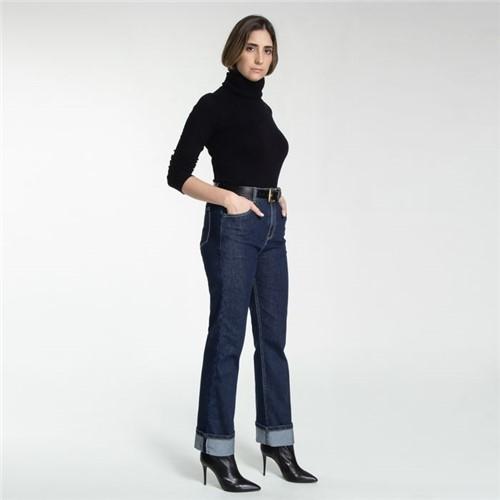 Calça Boston - Jeans Dark Denim - 34