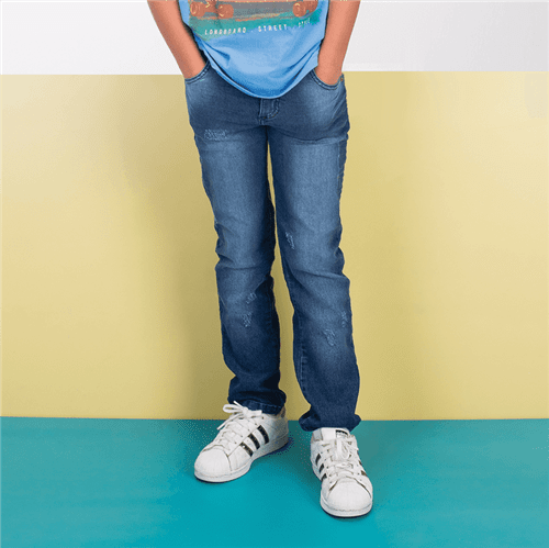 Calça Calca Avulso Jeans/08