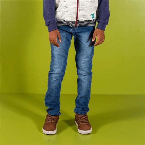 Calça Calca Avulso Jeans/10 e 12