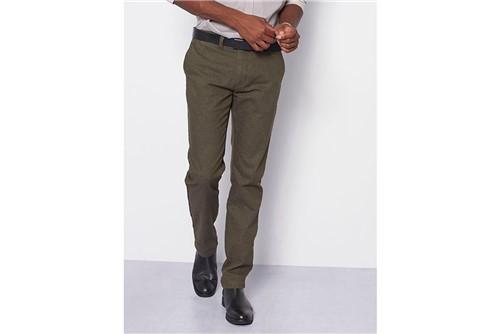 Calça Chino Magic Jeans - Verde - 40