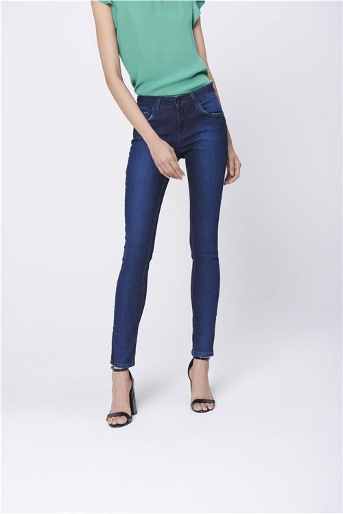Calça Cigarrete Jeans