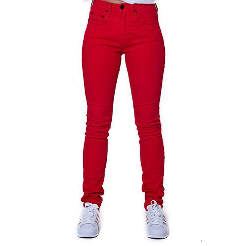 Calca Ck Jegging Coord Power Stretch Mulher