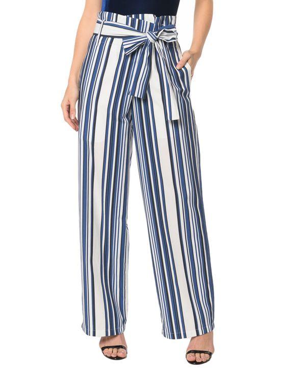 Calça CKJ Fem Blue Stripes - 38