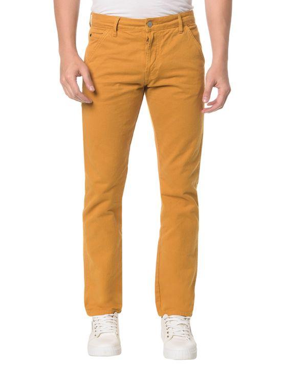Calça Color Five Pockets Straight - 40