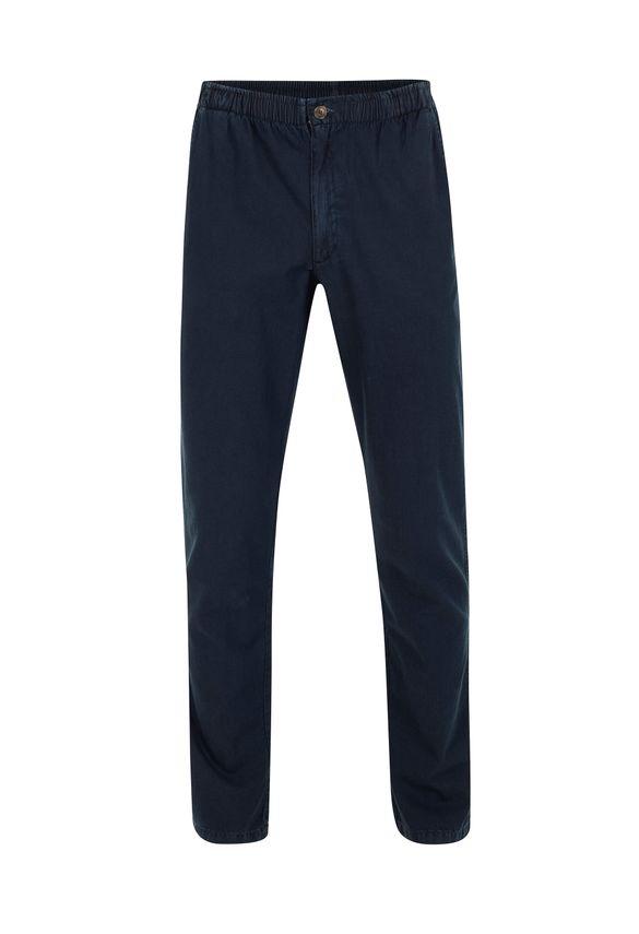 Calça Elastic Azul Marinho 38