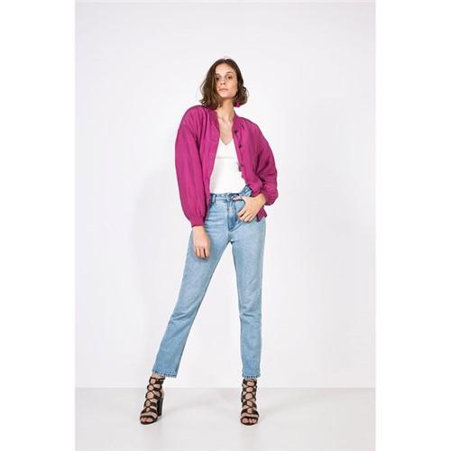 Calça Houston - Jeans Delave - 32
