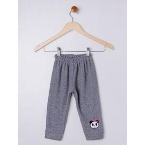 Calça Infantil para Menina - Cinza 3