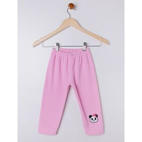 Calça Infantil para Menina - Rosa 3