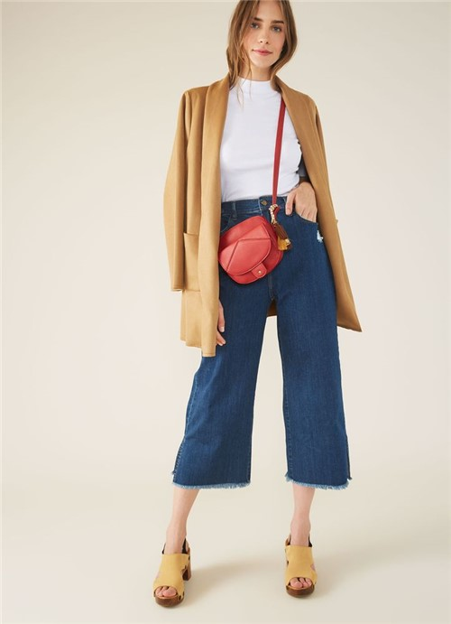 Calca Jeans a Reta New Shape Premium Jeans 34
