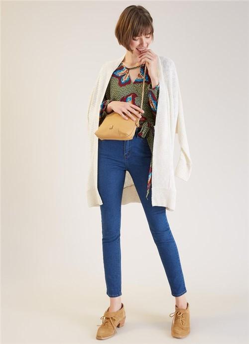 Calca Jeans a Skinny Original Lavagens Jeans 38
