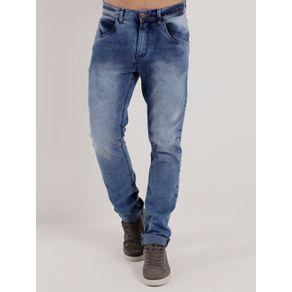 Calça Jeans Adulto Masculina Vels Azul 36