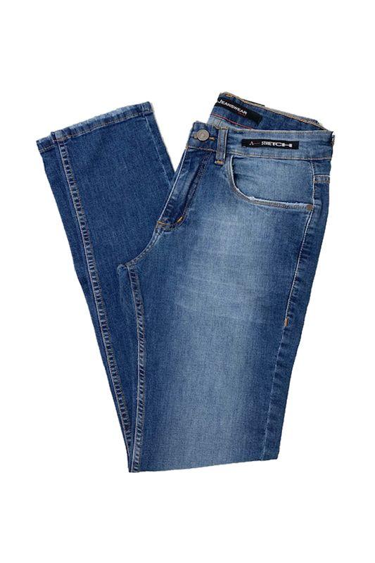 Calça Jeans Aramis Milão Stonada Azul Tam. 38