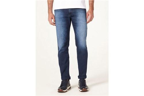 Calça Jeans Barcelona Blue Black - Azul - 38