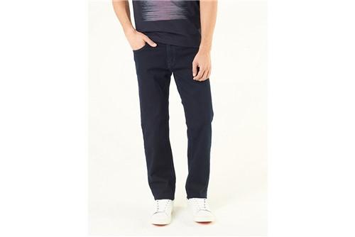Calça Jeans Barcelona Dark Blue - Azul - 38
