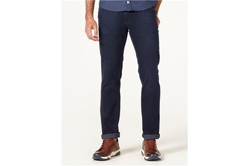 Calça Jeans Barcelona Dirty - Azul - 48