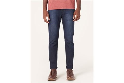 Calça Jeans Barcelona Travete Bolsos - Azul - 38
