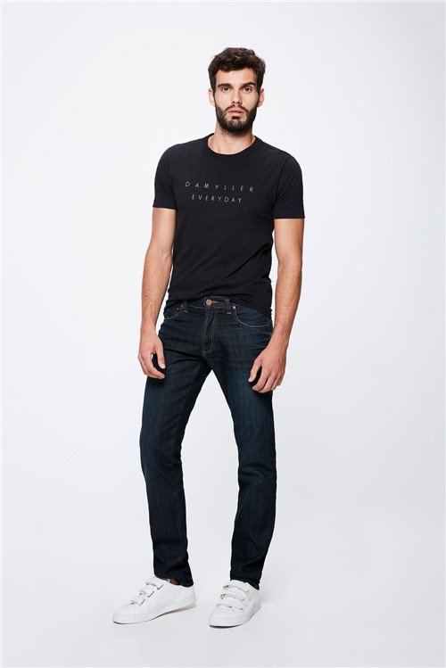 Calça Jeans Básica Masculina