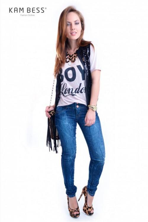 Calça Jeans CL0178 - 36