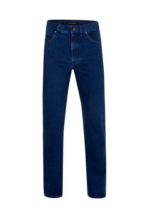 Calça Jeans Classic Line Índigo Blue 42