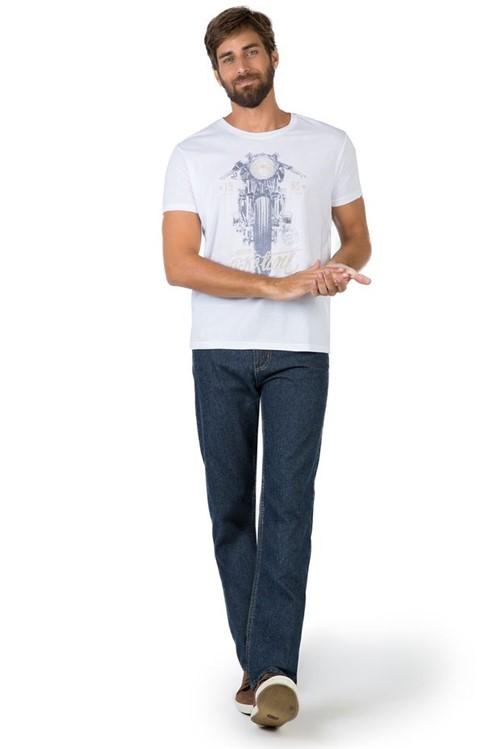 Calça Jeans Comfort Basic Stone STONE/38