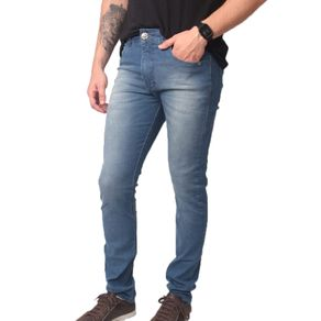 Calça Jeans Edex Super Skinny. 36