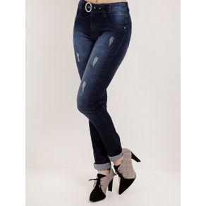 Calça Jeans Feminina Amuage Azul 36
