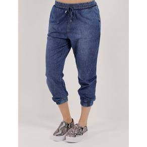 Calça Jeans Feminina Azul 38