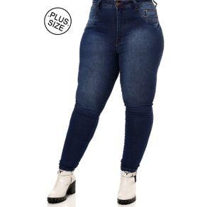 Calça Jeans Feminina Azul 44