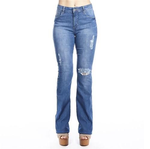Calça Jeans Feminina Beagle