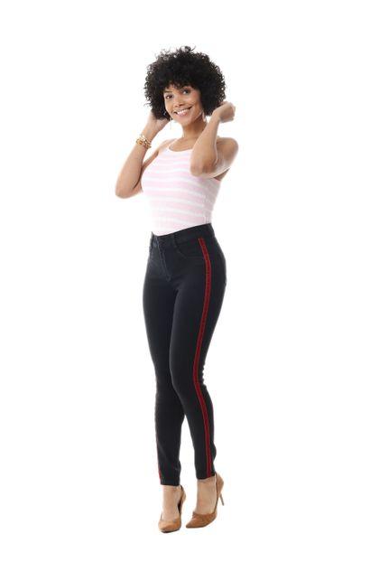 Calça Jeans Feminina Cigarrete - 254668 36