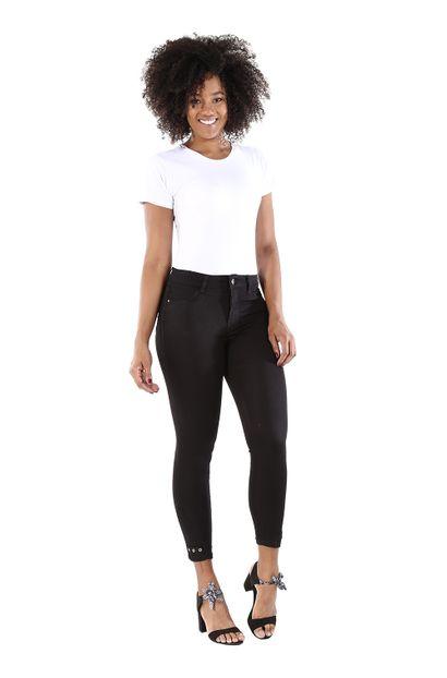 Calça Jeans Feminina Cigarrete - 260022 36