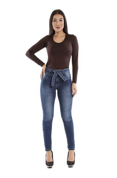 Calça Jeans Feminina Cigarrete - 260003 36