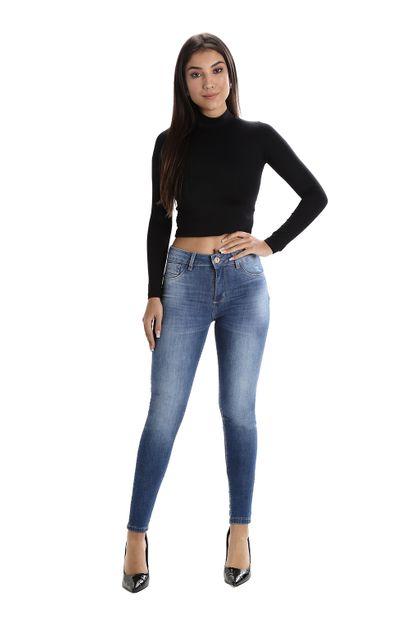 Calça Jeans Feminina Cigarrete 260013 36