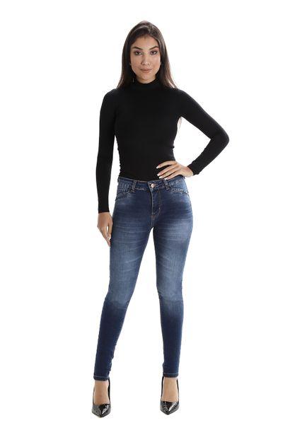 Calça Jeans Feminina Cigarrete - 260029 38