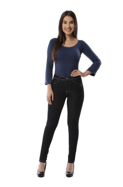 Calça Jeans Feminina Cigarrete - 261330 36