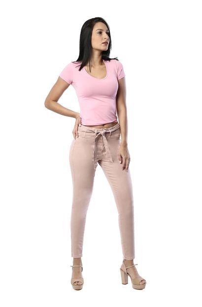 Calça Jeans Feminina Cigarrete - 261653 36