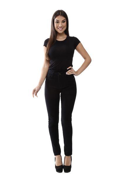 Calça Jeans Feminina Cigarrete Sculp - 259408 36