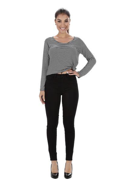 Calça Jeans Feminina Cigarrete Sculp - 260185 36