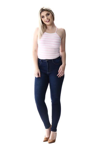 Calça Jeans Feminina Legging Super Lipo- 256587 36