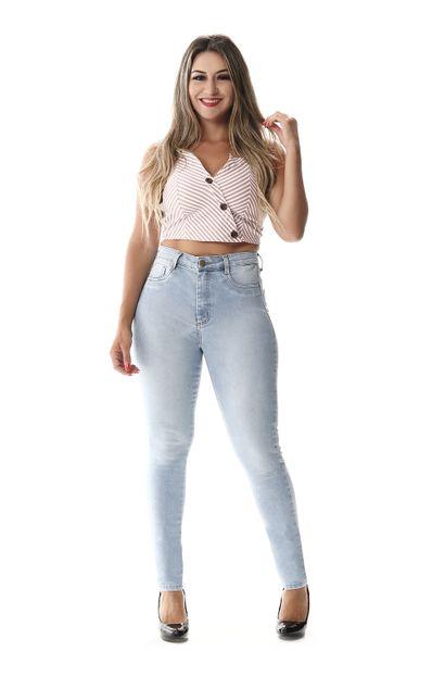 Calça Jeans Feminina Legging Super Lipo - 257623 36