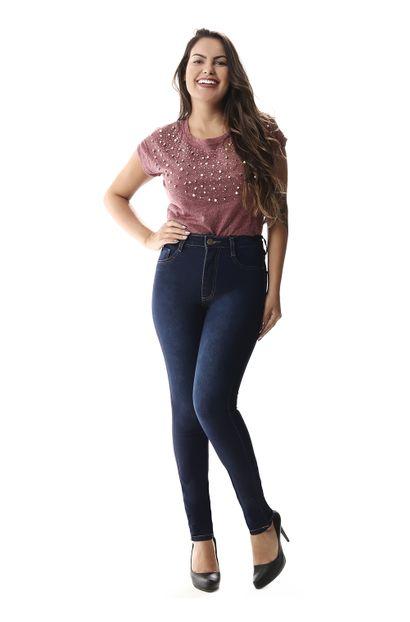 Calça Jeans Feminina Legging Super Lipo - 257738 38