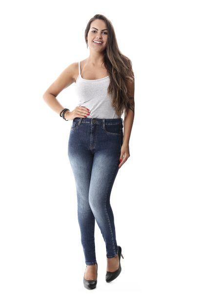 Calça Jeans Feminina Legging Super Lipo - 257801 36