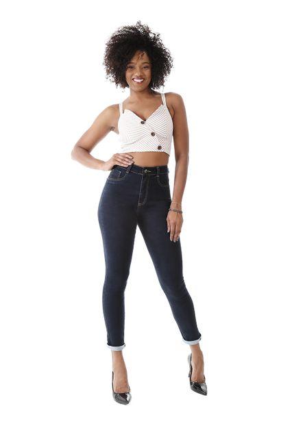 Calça Jeans Feminina Legging Super Lipo - 259498 36