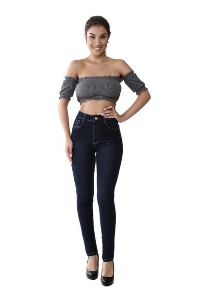 Calça Jeans Feminina Legging Super Lipo - 259588 36