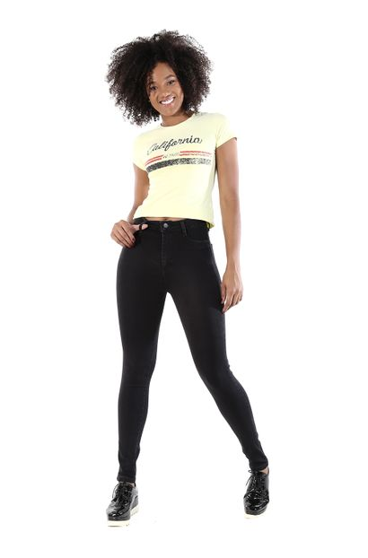 Calça Jeans Feminina Legging Super Lipo - 260482 38