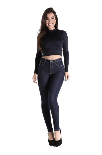 Calça Jeans Feminina Legging Super Lipo - 260481 36