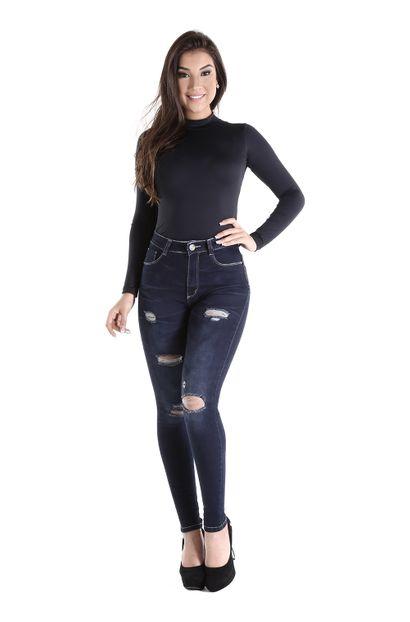 Calça Jeans Feminina Legging Super Lipo - 260487 36