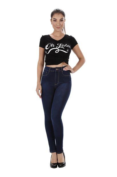 Calça Jeans Feminina Legging Super Lipo - 260252 36
