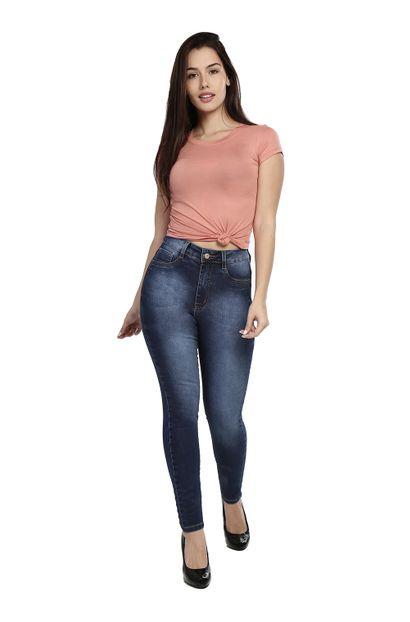 Calça Jeans Feminina Legging Super Lipo - 260764 36