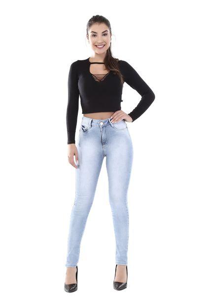 Calça Jeans Feminina Legging Super Lipo - 261861 36